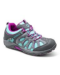 Merrell Cham Low Lace WP Shoe Kids