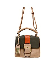 Henley Lola Colour Block Shoulder Bag