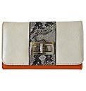 Henley Jenna Contrast Panel Purse