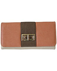 Henley Holly Colour Block Purse