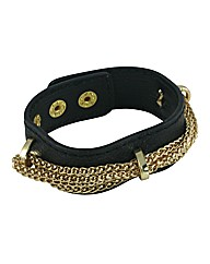 Golddigga Ladies Strap Bracelet