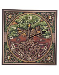 Lisa Parker Tree of Life Picture Clock