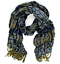 Tapestry Leopard Print Effect Scarf