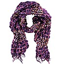 Check Effect Scarf