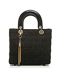 Moda in Pelle Brodybag Handbags