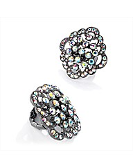 Petal Dolls Multi Crystal Ring