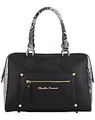Claudia Canova Twin Strapped Zip Top