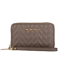 Claudia Canova Small Wrist Strapped Zip