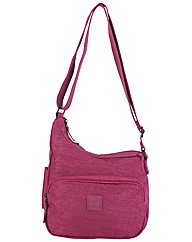 Artsac Scoop Top Crossbody Bag