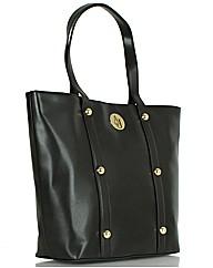 Armani Jeans Stud Dome Bag