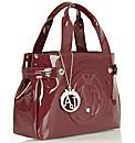 Armani Jeans Slade Diamante Bag