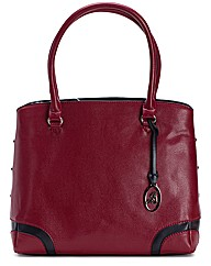 Jane Shilton Puffin North-South Tote
