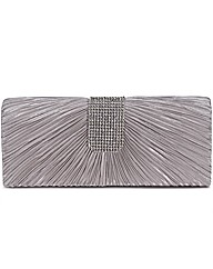 Jane Shilton Pleated Diamante Flap over