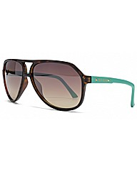 Guess Studded Aviator Sunglasses