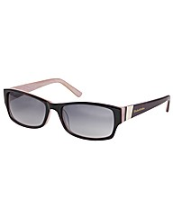 Elizabeth Arden rectangular sunglasses