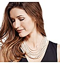 Mood Pearl Multirow Necklace