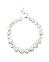 Mood Graduated Large Pearl Necklace