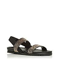 Moda in Pelle Nazzaro Ladies Sandals