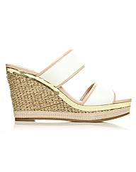 Moda in Pelle Pinta Ladies Sandals