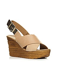 Moda in Pelle Quella Ladies Sandals