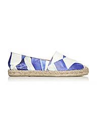 Moda in Pelle Bardot Ladies Shoes