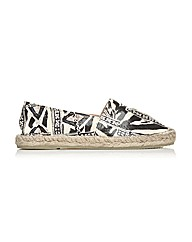Moda in Pelle Bardot Ladies Shoes