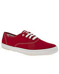 Keds Champion Lace Red