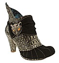 Irregular Choice Whimsical Miaow Ankle