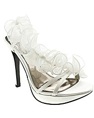 Schuh Flora Ruffle Sandal