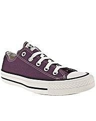 Converse All Star Oxford Purple