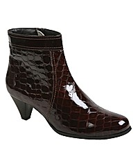 Enzo of Florence Chrissie Croc Boot