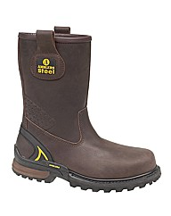 Amblers Steel FS211 Safety Rigger Boot