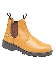 Amblers Steel FS115 Pull-On Dealer Boot