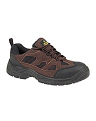 Amblers Steel FS215 Brown Safety Trainer