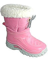 Mirak Flurry Childrens Warmlined Boot