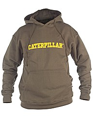 Caterpillar Hooded Sweatshirt