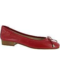 Riva Provence Ladies leather ballerina