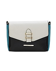 Love Juno Colour Block Shoulder Bag