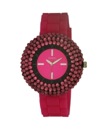 Ladies Diamante Watch