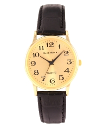 Gents Gold Coloured Watch