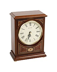 Wood Carriage Clock Westminster Chime