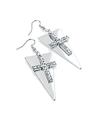 Accessories Silver Coloured Earrings