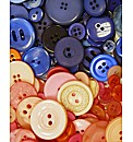 Boys and Girls Buttons Assortment