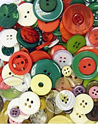 Festive Buttons Assortment