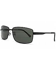Polaroid Classic Square Sunglasses