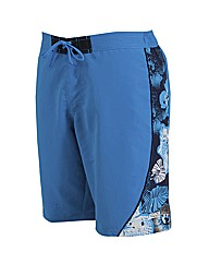 Zoggs Blue Cruise Longreef Shorts