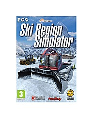 Ski resort simulator