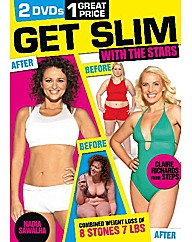 Get Slim With The Stars - Claire Richard