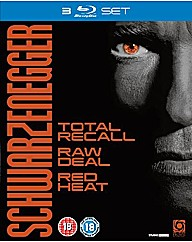 Schwarzenegger Triple - Total Recall/Red
