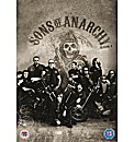 Sons Of Anarchy - Complete Series 4